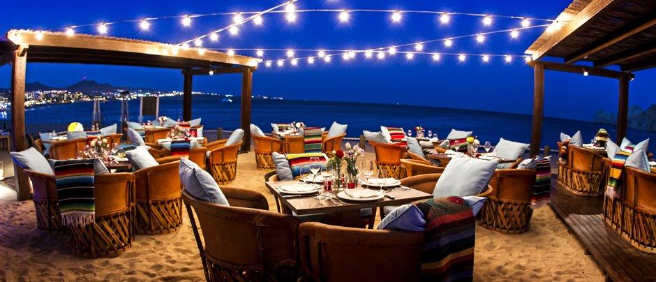 La Hacienda Cocina y Cantina in Cabo San Lucas